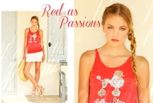 Red as Passion