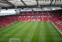 Football Grounds North England