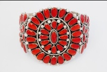 Native American Jewelry / Saks Galleries has an exquisite collection of antique Native American jewelry, Acoma pottery and textiles.
