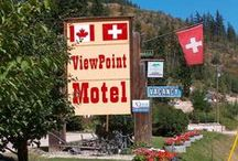 Viewpoint RV Park & Cottages / We are open from Spring to Fall and cater to the Tourists and Travelers looking for a quality accommodation at a reasonable price. Our RV sites & Cottages are ready for you and we will make your stay here very enjoyable.