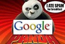 Google algorithm updates / The important algorithm updates from Google.