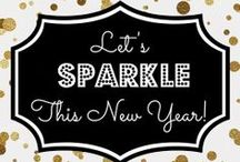 ♥ Oud & Nieuw  / Have a sparkling New Year!