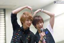 Boyfriend / Biases: Minwoo, Youngmin, Kwangmin