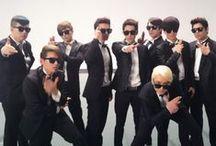 Super Junior / Biases: Donghae, Kyuhyun, Heechul