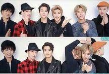 B.A.P / Biases: Daehyun, Youngjae, Yongguk