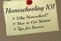 Encouraging Homeschool Posts and articles / A board for sharing encouraging posts and articles about homeschooling.