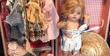 Antique and Vintage Dolls / Beautiful dolls from the past