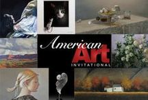 American Art Invitational / The American Art Invitational was conceived as a community event—a coming together of artists, galleries and collectors in a special presentation of works by the top contemporary masters in American fine art.