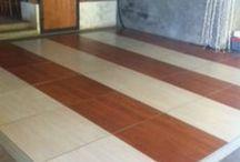 Exhibition floors