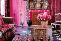 Bohemian / Drool-worthy decor