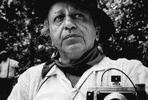 Yousuf Karsh / An Armenian-Canadian portrait photographer (1908-2002)