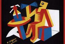 Fortunato Depero / (1892 - 1960)