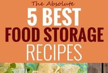 Food Storage Food / Food storage food you'll love to eat!