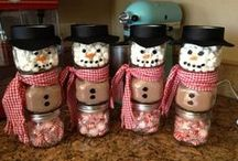 DIY Holiday Gifts / Gifts for a special loved one can be created at home too!