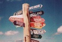 wanna travel around the world