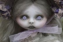 Creepy Dolls / Unusual weird dolls