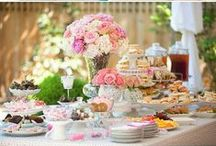 Bridal Shower Bliss / Fab ideas for a #BridalShower of her dreams! #Pink #Flowers #Sweets #WeddingShower / by Nostalgia Products