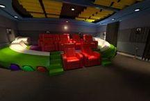 Gaming Room / Hier werden Ideen und Anregungen für einen eigenen Gaming/Nerd Raum gepinnt.