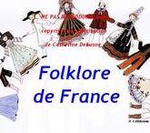 Farandole des costumes de France