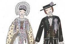 Mes pages du Net / Les autres sites où l'on peut trouver mes créations. Facebook - Costumes traditionnels de France  Blog  - http://la-rebelle.over-blog.com/ BeqBe - Catherine Debusne Pearltrees  - Folklore LinkedIn - Catherine Debusne Viadéo - Catherine Debusne
