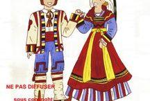 Mes dessins à faire connaître / J'autorise le partage de MES PAGES Facebook Costumes traditionnels de France Mon Blog   http://la-rebelle.over-blog.com/ Ou mon Pinterest, si vous appréciez mes créations. Mais vous n'avez PAS LE DROIT DE REPRODUIRE SEULS, des dessins soumis à Copyright