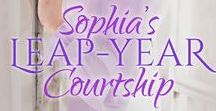 Sophia's Leap-Year Courtship / Romance Novella, SOPHIA'S LEAP-YEAR COURTSHIP, by Kristin Holt. Published 2-24-17 by Mirror Press. Book #2 in Timeless Romance Singles.
