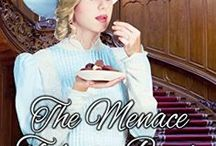 The Menace Takes a Bride: A Sweet Western Mail-Order Bride Romance Novel by Kristin Holt.