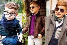 Kid Fashion / by Jennifer Landry