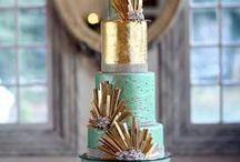 Gatsby-Inspired Wedding Ideas