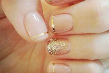 Nails and make up