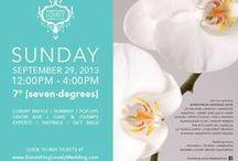 September 29, 2013 Something Lovely Wedding Event