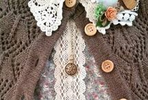 Vintage Love / Granny Chic style is all about blending yesterday with today. It takes inspiration from the way many of our Grandmothers used to decorate and is filled with crocheted, knitted, quilted and handmade items. Authentic vintage pieces are also incorporated to create a style that is both fun and nostalgic.