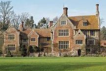 Manor Houses, Chateaus, Castles, Palaces, Mansions, Plantation Homes, Cottages