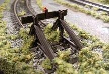 Model Railroad & Train Layouts