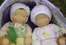 куколки (dolls) / dolls, waldorf dolls, soft dolls, babydolls, doll clothes and houses