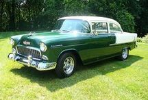 Chevrolet/only / Chevrolet 1955/56/57/58/59