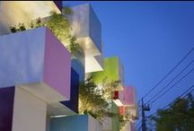 colors in Architecture