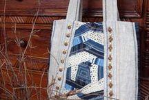 kabely a tašky / inspirace,střihy