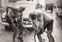 Historic Road Cycling Photos / A selection of cycling photos from the past.  / by Pegatin PRO