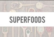 SuperFoods! / The World's Healthiest Foods / by SlimTea