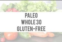 Paleo, Whole 30 and Gluten-Free Love! / by SlimTea