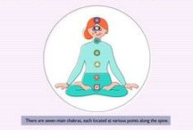 [Chakras] / 7 Chakras are the energy centers in our body in which energy flows through.