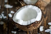[Coconut Oil] / Uses for Coconut Oil for beauty, health and wellness