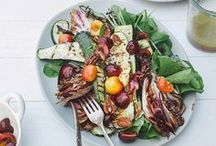 [Salads] / Healthy salad ideas, recipes and ingredients