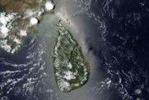 Vu de l'espace / Une sélection des plus belles images météo capturées par les satellites