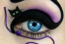 Halloween Make Up / Idee per il tuo trucco di Halloween