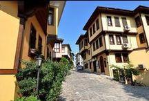 Traditional Turkish Houses / geleneksel Türk evleri