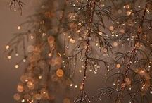 Advent, it's about waiting / Winter fairytale board