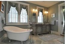 Baths That Are To Die For / Jaw dropping bath spaces