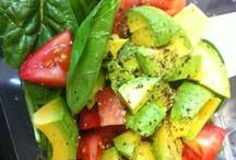 Delicious Salads & Dressings